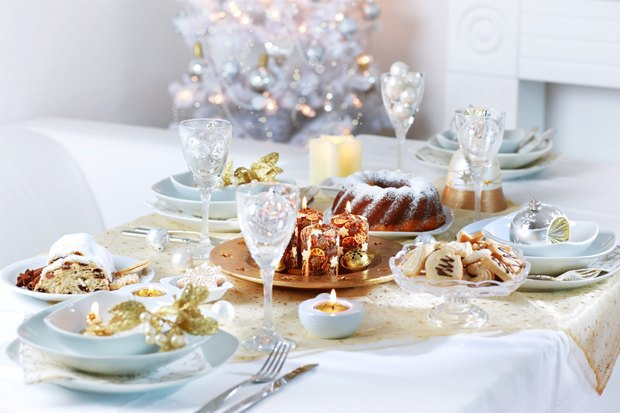 Как сервировать новогодний стол. Изображение № 2.