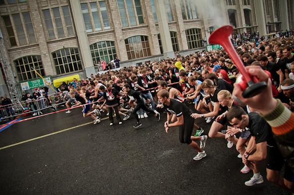 Бег с ними: В Москве прошел марафон Run Moscow. Изображение № 3.