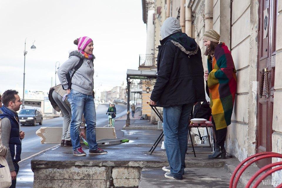 Люди в городе: Участники тестового ресторанного дня вПетербурге. Изображение № 10.