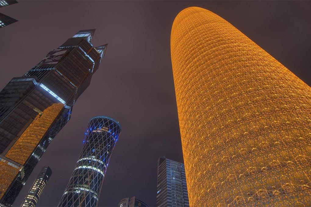 Hopes Tech: 15 самых эффектных небоскрёбов мира. Изображение № 25.