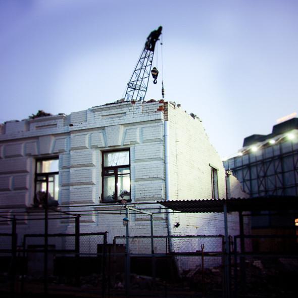Изображение 2. В зоне риска: дом Кольбе на Большой Якиманке.. Изображение № 2.