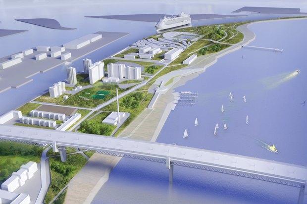 Как осваивать Канонерку: 4проекта острова. Изображение № 22.