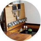 Как преобразить квартиру при помощи встроенной мебели. Изображение № 11.
