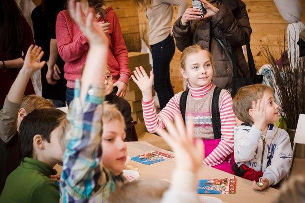 Как делать праздники для детей сособенностями развития. Изображение № 6.