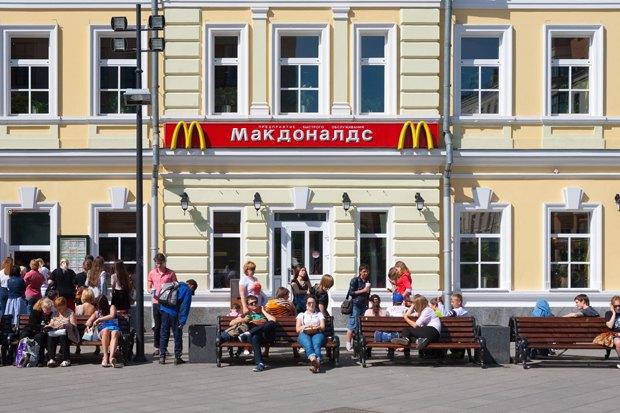 Кому принадлежит фастфуд в России. Изображение № 1.