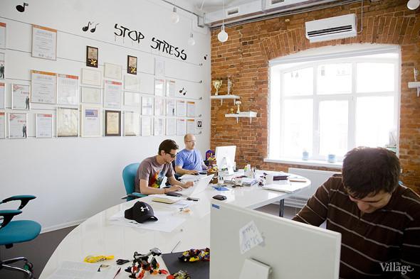 Офис недели: Progression. Изображение № 5.