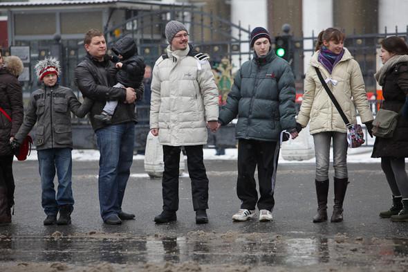 Близкое окружение: Участники акции «Белый круг» о проблемах Москвы. Изображение № 15.