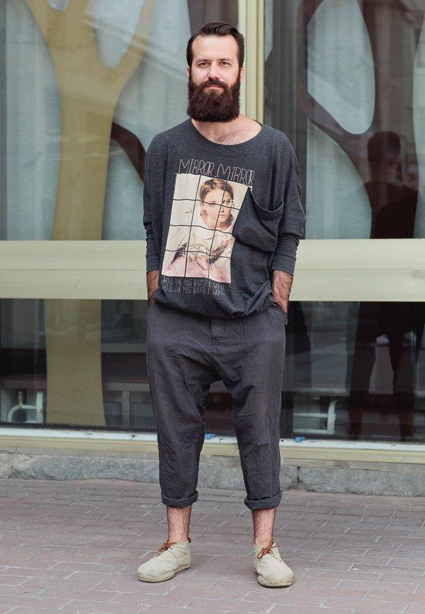 Внешний вид (Москва): Дмитрий Мафееня, художник. Изображение № 1.