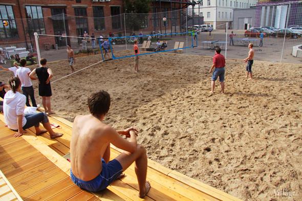На «Флаконе» появился бассейн и пляж. Изображение № 6.