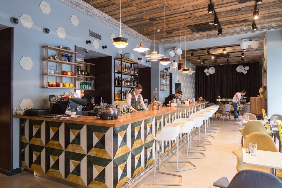 Ресторан-бар Lombard на Садовой . Изображение № 7.