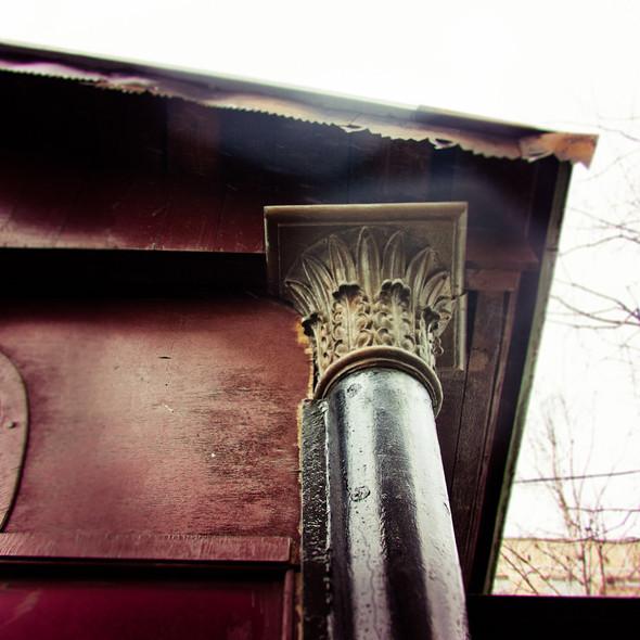 В зоне риска: Трамвайная остановка «Красностуденческий проезд». Изображение № 15.