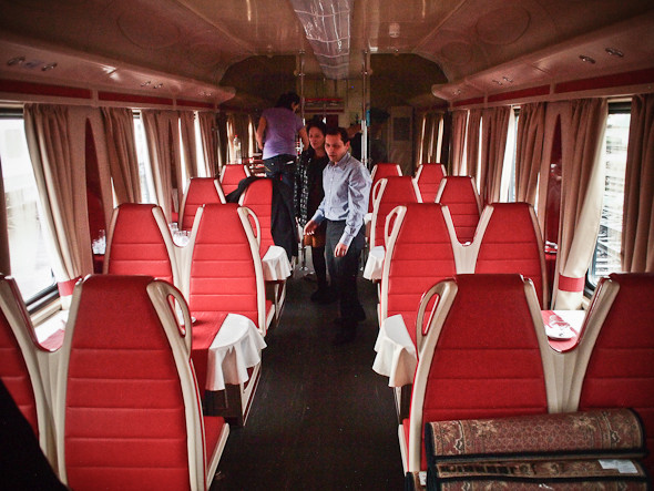Французский связной: «РЖД» запустило поезд до Парижа. Изображение № 18.