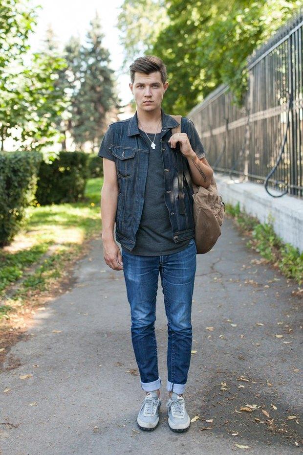 Константин Казымов, дизайнер одежды . Изображение № 1.