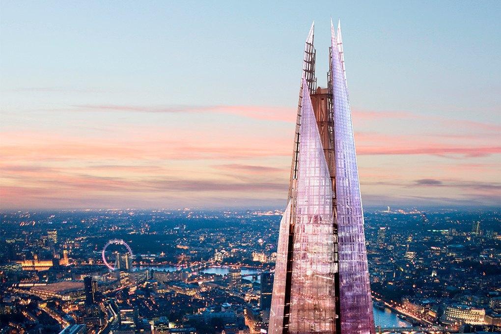 Красивейшие небоскребы в мире