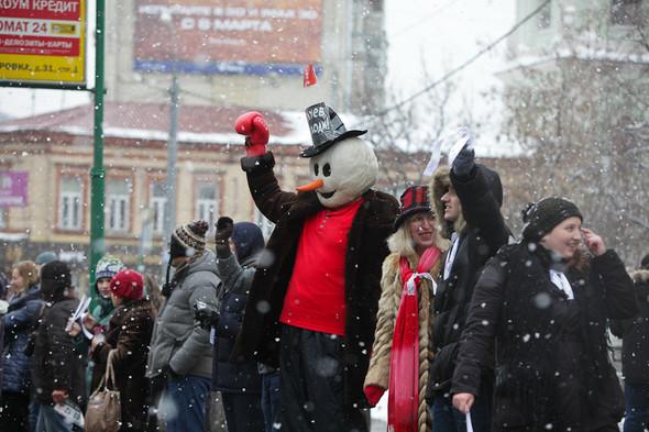 Близкое окружение: Участники акции «Белый круг» о проблемах Москвы. Изображение № 58.