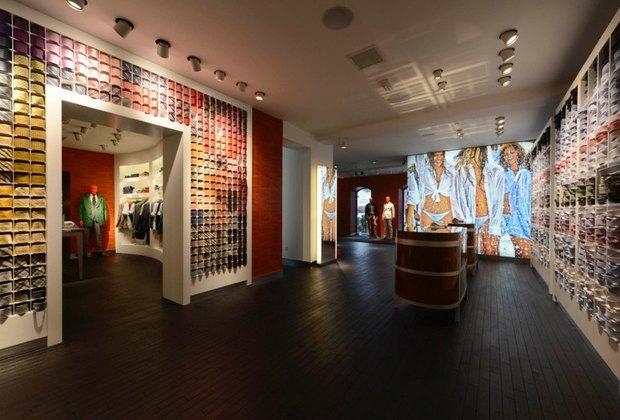На «Красном Октябре» открылся первый в России магазин Suitsupply. Изображение № 1.