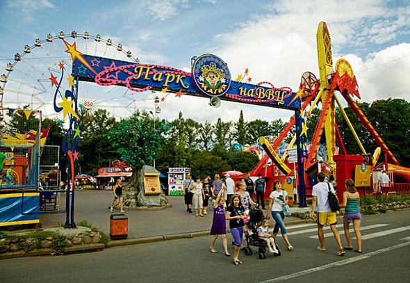 Карусель-карусель: 6 московских парков аттракционов. Изображение № 27.