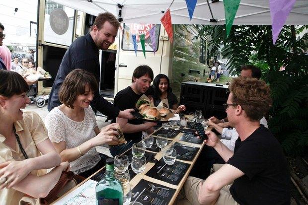 Организаторы Street Food Weekend о фестивале вКалининграде. Изображение № 11.