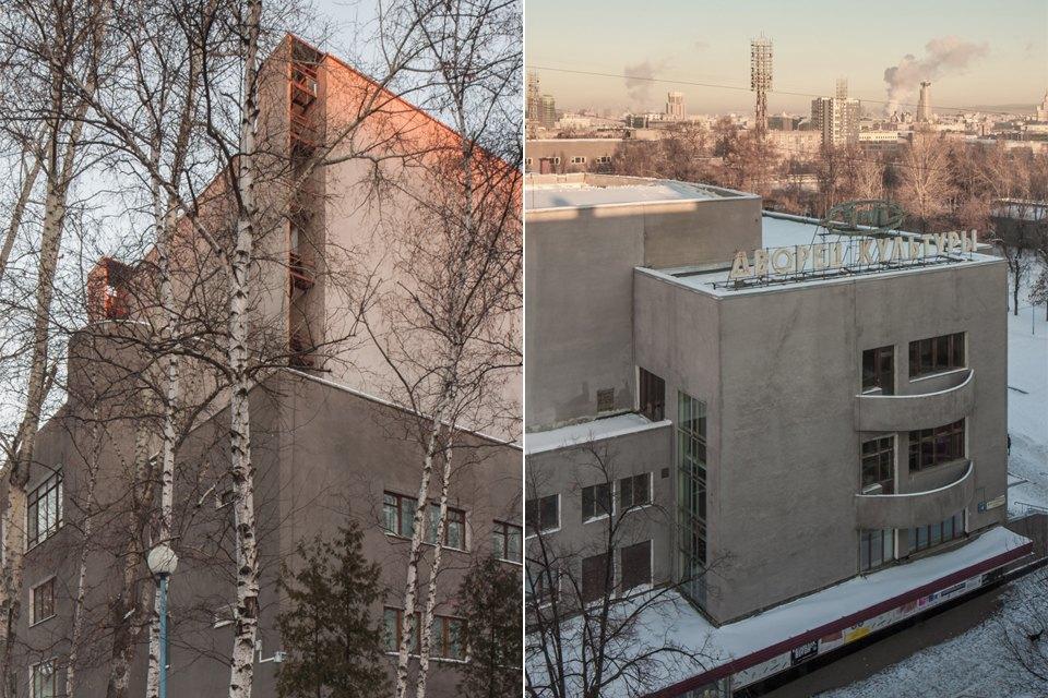 Краевед Денис Ромодин —  о культурном центре ЗИЛ. Изображение № 4.