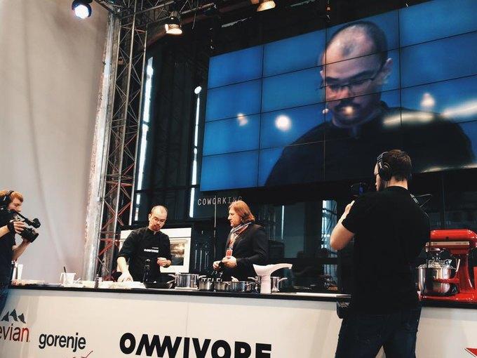 Все подробности пяти дней Omnivore-2015 вМоскве. Изображение № 37.