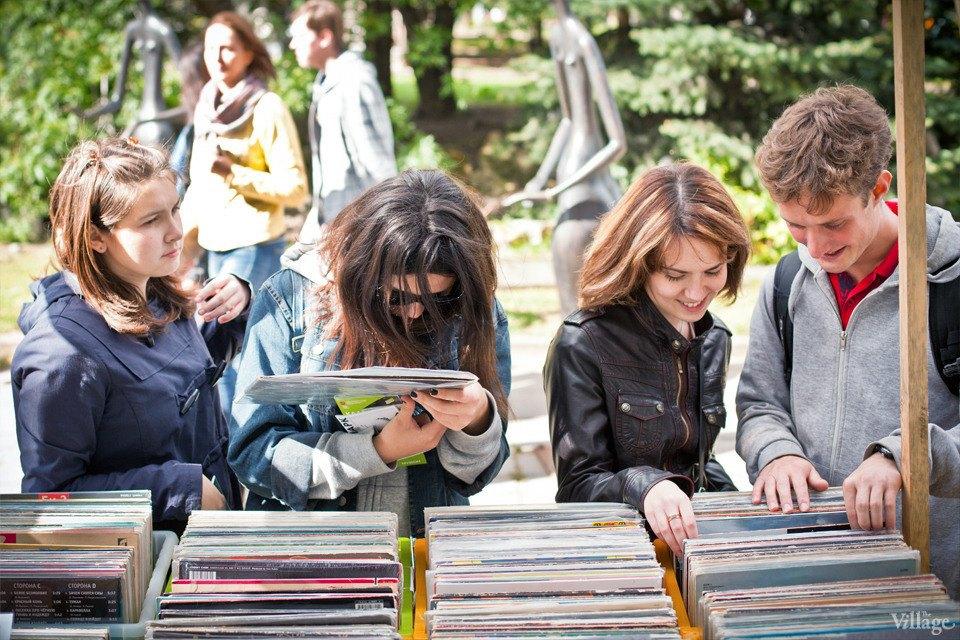 Люди в городе: Москвичи на фестивале Bookmarket. Изображение № 36.