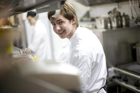 Изображение 6. Фоторепортаж с кухни: Ресторан «Бонтемпи».. Изображение № 17.