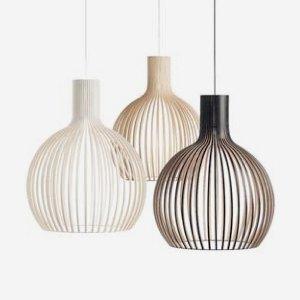 Светильники в скандинавском стиле фото
