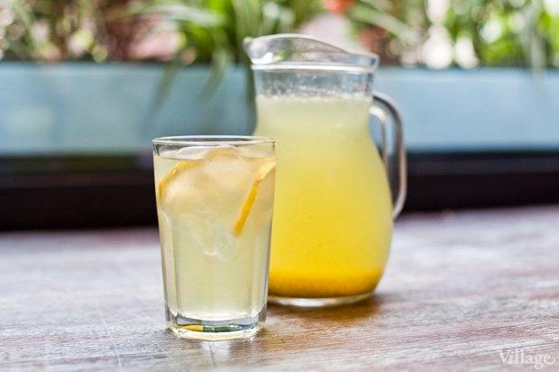 Лимонад домашний лимонно-мятный — 300 рублей. Изображение № 16.