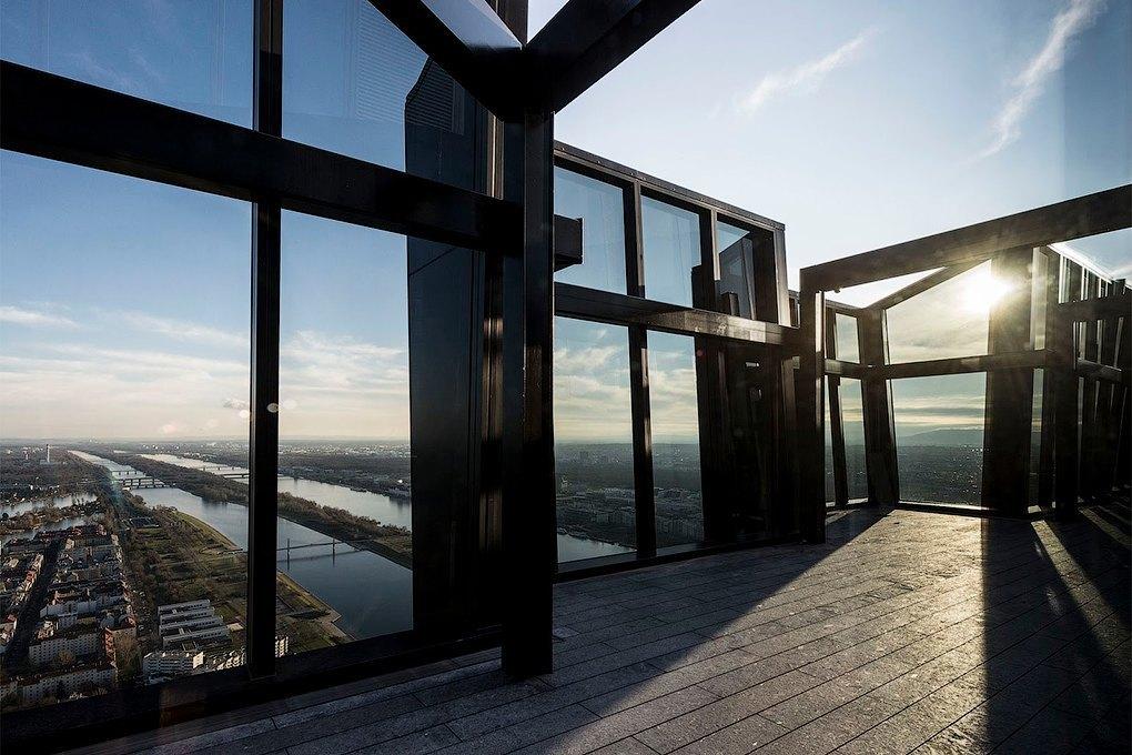 Hopes Tech: 15 самых эффектных небоскрёбов мира. Изображение № 42.