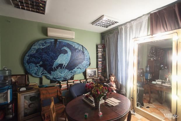 Можно покороче: 5необычных парикмахерских в Петербурге. Изображение № 5.