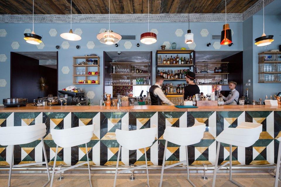 Ресторан-бар Lombard на Садовой . Изображение № 2.