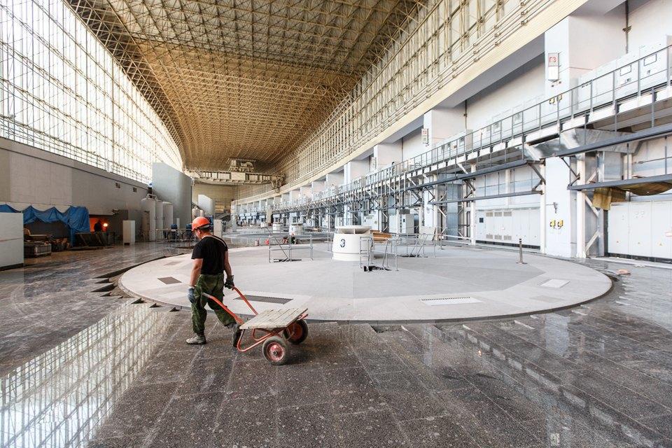Как работает гидроэлектростанция. Изображение № 20.