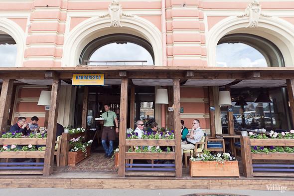 Зов улиц: Летние веранды в центре Петербурга. Изображение № 6.