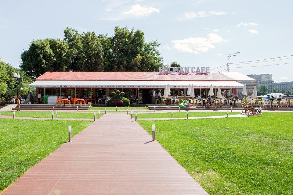 Еда в парке Горького: 33кафе, ресторана икиоска. Изображение № 25.
