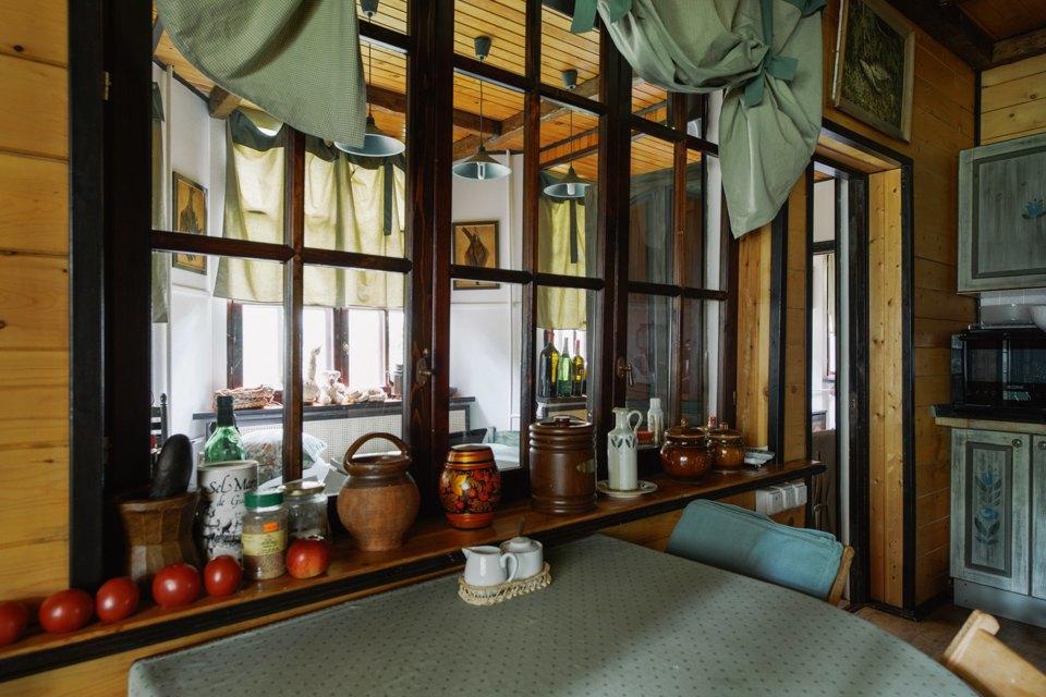 Загородный дом Леонида Парфёнова иЕлены Чекаловой. Изображение № 19.
