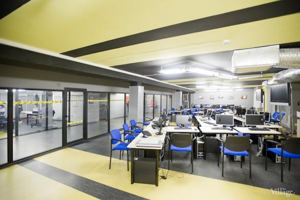 Офис недели (Киев): Digital Future of Journalism. Изображение № 12.