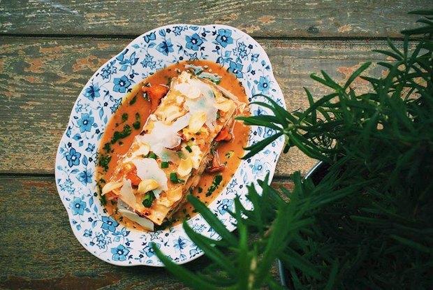 «Любовь под грибами» идругие рецепты шеф-поваров ко Дню святого Валентина . Изображение № 2.