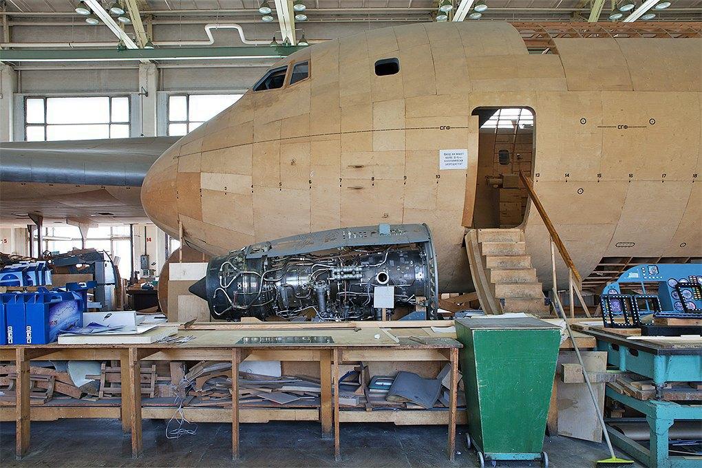 Производственный процесс: Какконструируют самолёты. Изображение № 14.