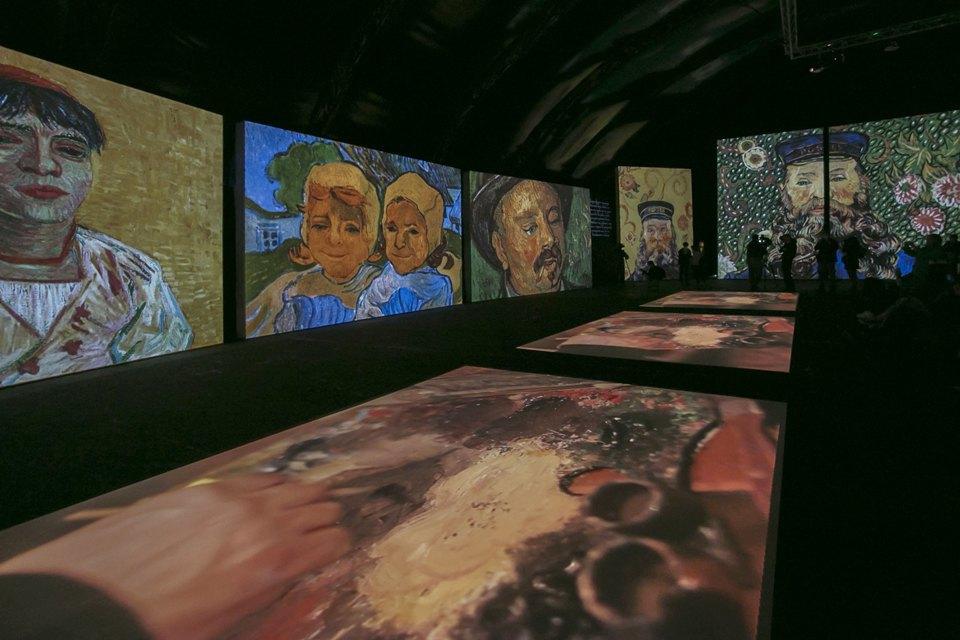 Выставка Van Gogh Alive . Изображение № 9.