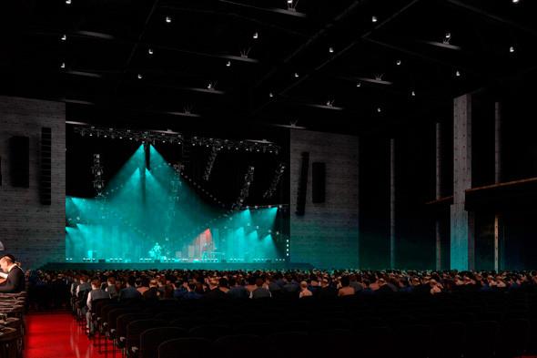 В Москве откроется новая концертная площадка на 8 тысяч зрителей. Изображение № 9.