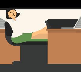 Как работа в офисе отражается на здоровье и что делать, чтобы себя защитить. Изображение № 3.