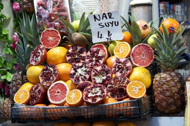 Что едят жители Нью-Йорка, Стамбула, Токио и Мадрида на улице. Изображение № 23.