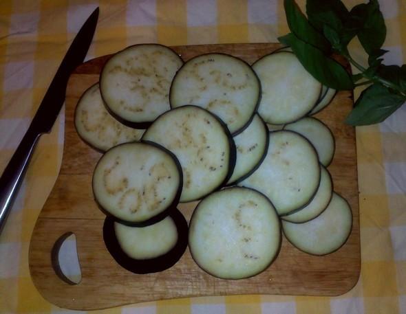 Паста 'alla norma' по сицилийскому рецепту. Изображение № 2.
