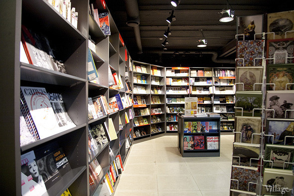 На «Винзаводе» открылся новый книжный магазин «Артбукса». Изображение № 14.