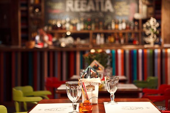 Новое место (Петербург): Ресторан Regatta. Изображение № 18.