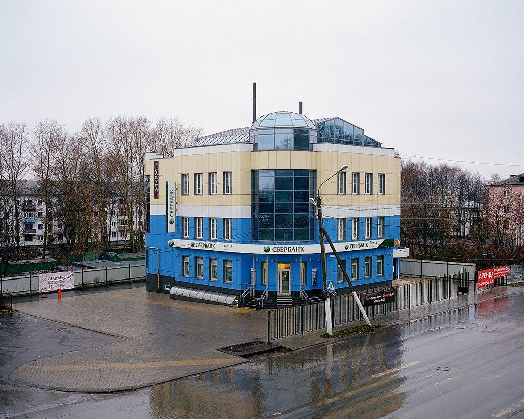 Фотограф Максим Шер — отом, изчего состоит постсоветский город. Изображение № 24.