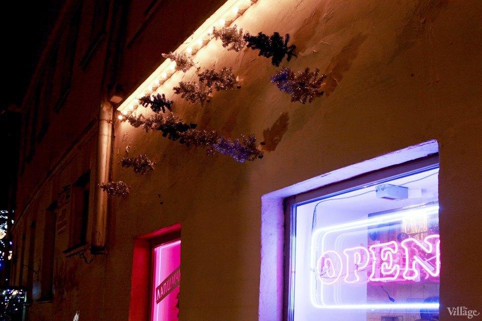 Фоторепортаж: Новогодние интерьеры ресторанов и кафе . Изображение № 20.