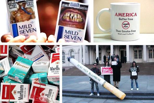 Иностранный опыт: Запрет на курение в Нью-Йорке. Изображение № 4.