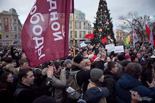 Онлайн-трансляция (Петербург): Митинги за честные выборы. Изображение № 29.