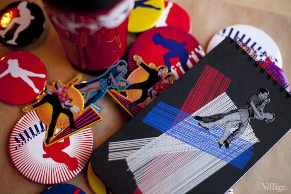 Все повязаны: Шапки, варежки, шарфы на катке. Изображение № 14.